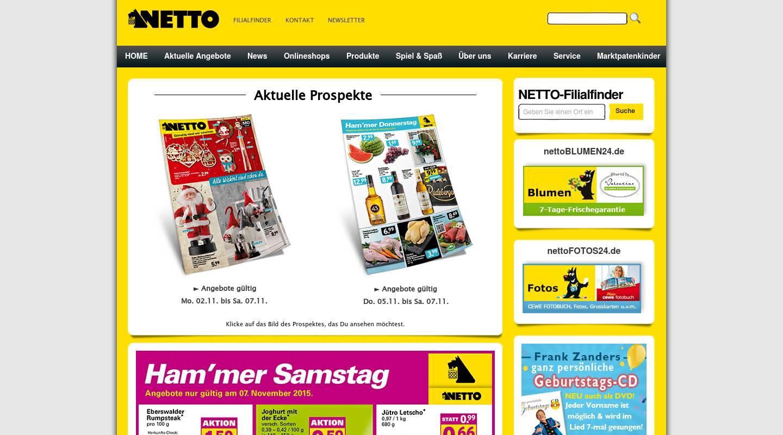 Netto Supermärkte Lebensmittelgeschäfte In Deutschland
