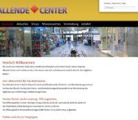 Allende-Center – Einkaufszentrum in Berlin, Deutschland.